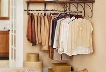 Closet space solutions