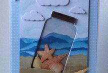 sea theme cards