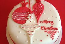 Christmas Cakes and Dessert