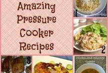 Pressure cooking / by Melissa Johnson
