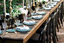 Dining Alfresco / by Anne Broyles