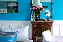 Mood board - Bedroom / bohemian eclectic bedroom / by Sara Berrenson