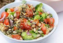 Salater med perler