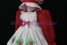 Strawberry Shortcake / by Catherine Bell