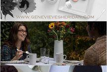 genevievesheridan.com / Inspiration, new and upcoming products offered @ genevievesheridan.com