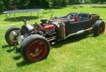 Rat rod / by Luke Feaster