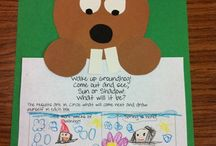 February:  Groundhog Day (Crafts & Classroom Activities)