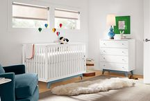 Nursery & Baby / Shop our safe, American-made nursery and baby furniture made by families, for families. Our modern cribs, rockers and gliders are built to last, and are perfect to start a lifetime of memories.  / by Room & Board