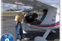 Sport Pilot Flight Instructor Test Prep / Your sport pilot flying takes on new meaning—and fun-when you become a Sport Pilot Instructor. That's why you'll want to have the best preparation for the FAA Sport Pilot Instructor Exams.