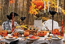 Halloween Decor & Party Ideas / by Authentica Classics