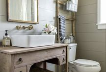Farmhouse: Master Bath