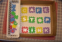 Education: Work Boxes/ Skill Builders / by Mrs. Winnie