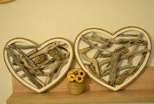 driftwood hearts