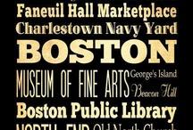 BOSTON / by Natalie Badr