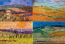 Quilting - Landscape / Art  / by Katha Dill