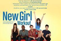 Tv show workout