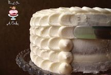 cake decorating ideas / by Donna Parker
