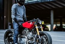 Cafe racers / bobbers