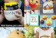 Winnie the Pooh / Ideas