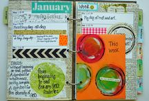 Gratitude & Prayer Journal / Journals, Jars and such / by Julie Cantwell