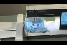 Embroidery machine / by By Sand