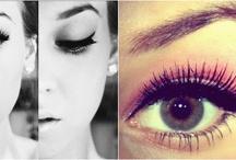 Silmämeikkauksia