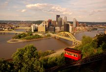 Pittsburgh, PA MY HOME TOWN... / by Becky Borci