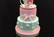 Cake - Vintage Tea Party