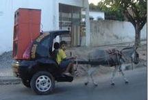 Carroças Tunadas
