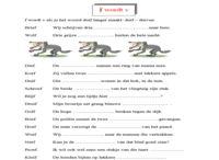 Groep 5/6 spelling werkbladen. / Werkbladen spelling gericht op groep 5/6.