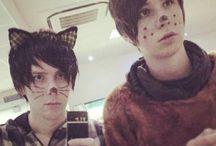 Dan and Phil! ❤️