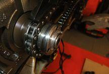 k1100 compressor installation ideas / photos for thinking about compressor installation