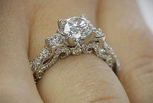 Engagement Rings / by Carman Polsinelli