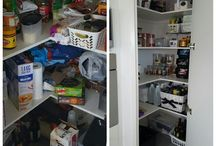 My pantry makeovers