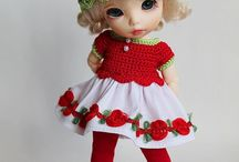1 doll clothes / by Alison Haan