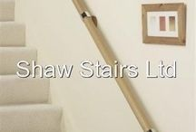 Staircase Wall Handrails