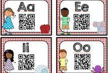 First Grade Ideas for Blocher