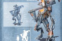 Characters (robots)