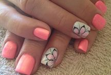 Nail Art / by Jessica Haskins