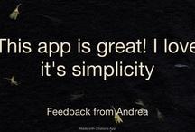 Citations App / Posters made with my Citations App — https://itunes.apple.com/en/app/citations/id586902350