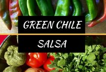 Salsa Recipes / Salsa Recipes from New Mexico Healthy Living and others from around pinterest
