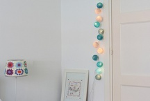 cotton bals light