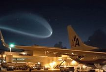 Video: Airport Workers Stunned at Sight of Strange Phenomenon in Miami Night Sky