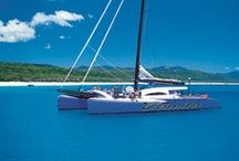 Camira Sailing Adventure / Experience the wonders of this full day excursion exploring magnificent Whitehaven Beach and the spectacular Whitsunday Island National Park.