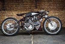 Motocykle / Moją pasją są motocykle i wszystko co z nimi związane, a także skutery