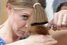 como cortar cabelos