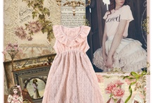 Style: Frilly Girly Girl / by Donna D'Amico