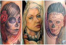 Tattoo / Tattoo artists that I love