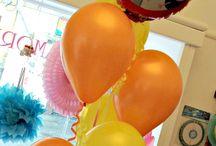 Ballon Art Allestimenti di Palloncini / La nostra specialità è la decorazione con i palloncini. Dalle piccole feste private ai grandi allestimenti per aziende ed eventi,i nostri palloncini colorati portano allegria ad ogni festa.Qualsiasi sia l'occasione, Torte Amore & Fantasia renderà la tua festa un evento da ricordare. 3394530528 3473014409 torteamorefantasia@gmail.com