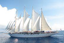 Cruises en Veleros